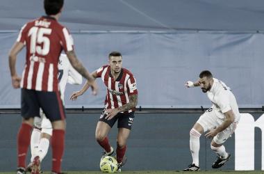 """Imagen del Real Madrid vs atlético de Madrid del 12 de diciembre de 2020. / Fuente: Atlético de Madrid<p class=""""MsoNormal"""" align=""""center""""></p>"""