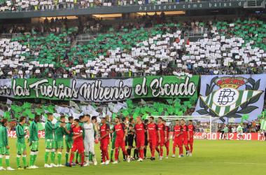 Real Betis - Sevilla FC 2018/2019 | Foto: LaLiga