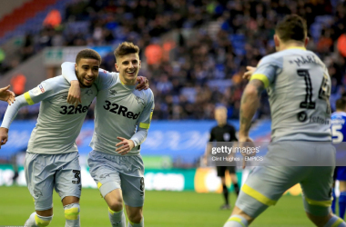 As it happened: A second-half comeback sees Derby County emerge as victors against Wigan