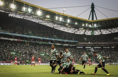 As grandes noites de futebol voltaram a Alvalade - Foto: Carlos Alberto Costa - zerozero.pt