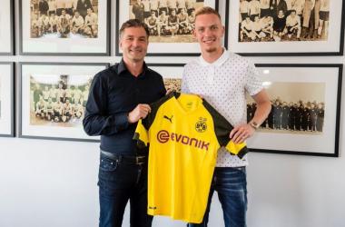 Bundesliga - Tanti i colpi in entrata, il Borussia va verso l'anno zero | Twitter Borussia Dortmund