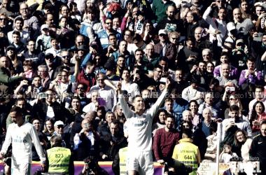 Cristiano hace el gol 500 de los derbis