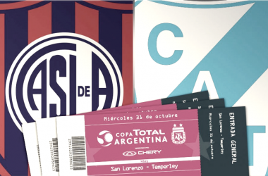 La venta de entradas ya tiene horario y lugar. Foto: Prensa Copa Argentina