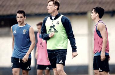 Sava analizará meter mano en el equipo que recibirá a San Lorenzo. Foto: Web Diario Hoy