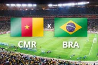 Brasil-Camerún: Bajo realidades muy diferentes (Foto: web)
