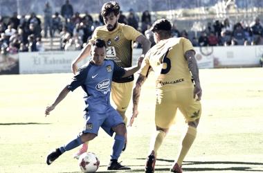 Fuenlabrada vs Ponferradina|Foto: CF Fuenlabrada