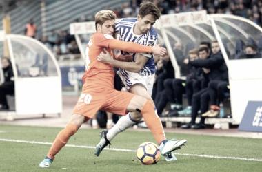 Así han sido, hasta el momento, los duelos entre Málaga y Real Sociedad