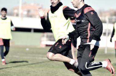 El primer equipo vuelve a los entrenamientos. Foto: Rayo Vallecano S.A.D