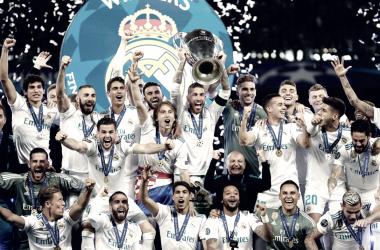 El Real Madrid golea en el equipo ideal