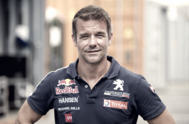 Sebastien Loeb // Foto: Red Bull