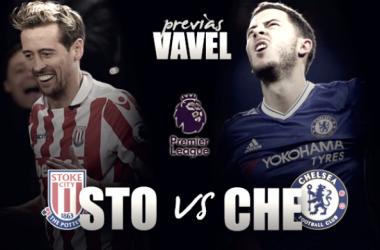 Previa Stoke City - Chelsea: Dura salida para el líder