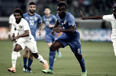 Balotelli quiere volver a jugar en la Serie A