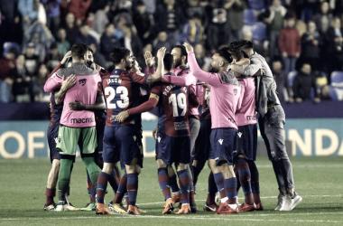 El Levante busca su cuarta victoria consecutiva