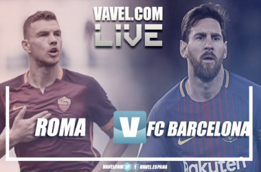 Edin Dzeko e Lionel Messi. | VAVEL Spagna.
