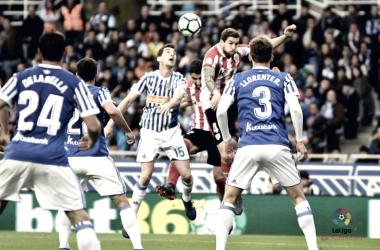 San José y el poco fútbol condenan al Athletic