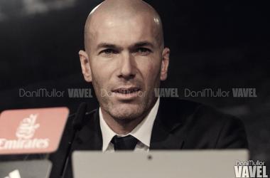"""Zidane: """"Si no decidiera quién juega, me iría"""""""