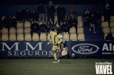 Jonathan Pereira, elegido por la afición como el mejor jugador ante la UD Almería
