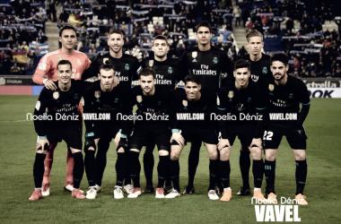 Espanyol - Real Madrid: puntuaciones del Real Madrid, jornada 26 de La Liga