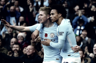 Once ideal de la jornada 11 de la Premier League
