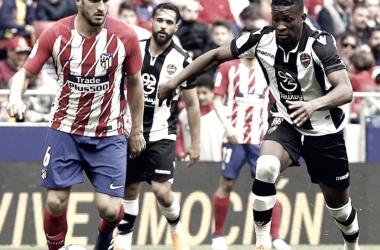 Atlético de Madrid vs Levante UD: puntuaciones del Levante, jornada 32 de La Liga