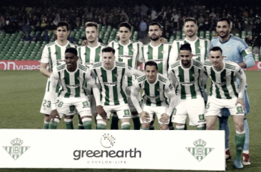 """El Betis, equipo """"made in Setién"""""""