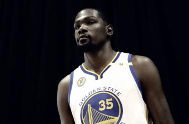 """Kevin Durant: """"Estoy deseando jugar en esa atmósfera"""""""