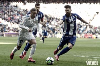 Planta cara a los grandes; la salvación está más cerca para el Deportivo Alavés