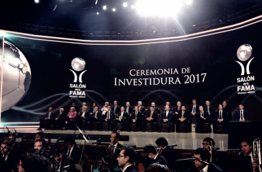 Ceremonia del Paseo de la fama 2017 | Foto: Real Madrid
