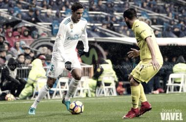 Raphael Varane: ''Ahora tenemos que concentrarnos para la final''