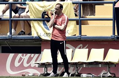 """Eloy Jiménez: """"Estoy muy orgulloso del equipo que tengo y del club en el que estoy"""""""
