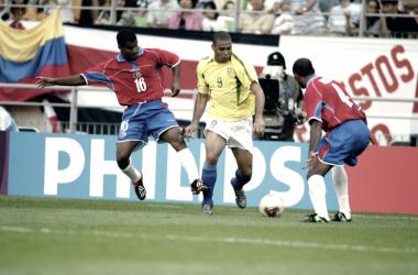 Brasil 5 - 2 Costa Rica, un partidazo muy lejos de lo ocurrido en Rusia