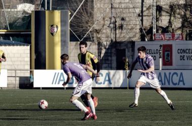 Rápido de Bouzas vs Real Valladolid B