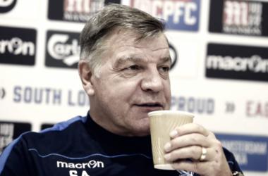 """Sam Allardyce: """"Debemos intentar repetir nuestro rendimiento de Stamford Bridge"""""""