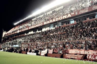 """Los hinchas de Argentinos esperan ansiosos colmar las tribunas del """" Diego Armando Maradona"""" para esta Superliga 2018- Foto: Argentinos Juniors"""