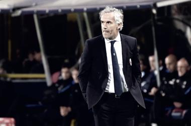 Roberto Donadoni deja de ser entrenador del Bologna