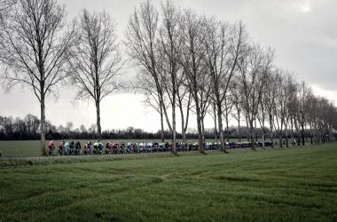 La París-Niza ha sido una de las carreras más apetecidas por el pelotón | Fuente: ASO/G.Demouveaux
