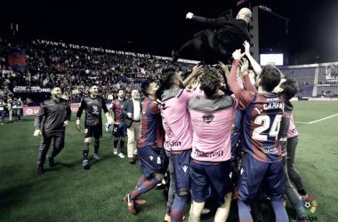 Levante vs Barcelona / Fuente: LaLiga.es