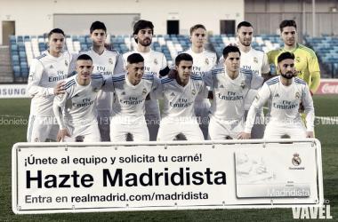 Fotogalería: Real Madrid Castilla - Pontevedra