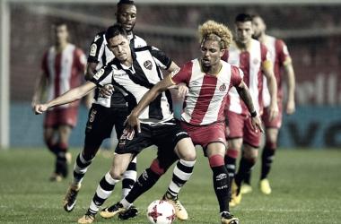 Resumen Girona FC 1-1 Levante UD en LaLiga2018