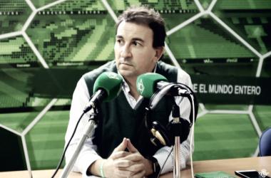 """José Miguel Catalán: """"No esperábamos que pudiera pasar lo de Eibar"""""""