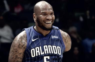 Speights y todo Orlando sonríen por el gran arranque de temporada que están teniendo. | Foto:sportingnews