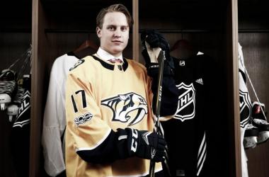 Tolvanen llega a la NHL