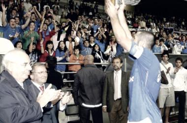 El Real Oviedo, su grandeza y los afortunados que lo sienten