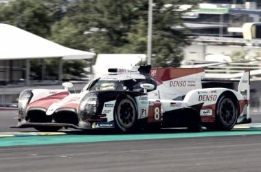 Toyota Gazoo Racing. Foto: WEC