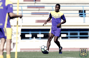 Dumitru: ''El equipo está muy animado y concentrado en ganar el sábado al Lorca''