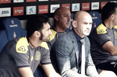 """Paco Jémez: """"Volvería a venir a la UD Las Palmas"""""""