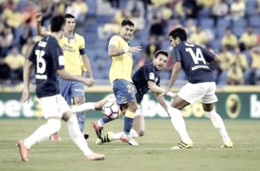 "Previa UD Las Palmas- Málaga CF: ""Creer o morir"""