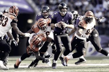 Cincinnati Bengals contra Baltimore Ravens/ Foto: NFL.com