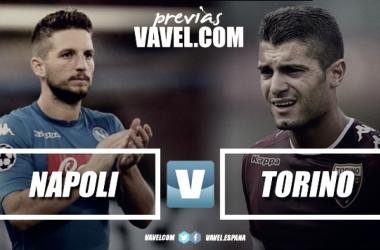 Previa Napoli - Torino: luchar hasta que no queden opciones