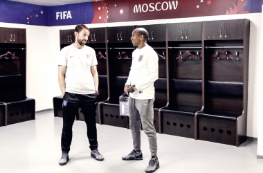 El entrenador de los Three Lions elogió a Falacao entre otras cuestiones. Fuente: FIFA.